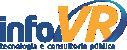 Logo InfoVR - Tecnologia e Consultoria Pública